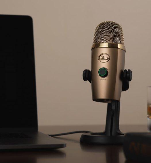 blue microphone yeti nano recension