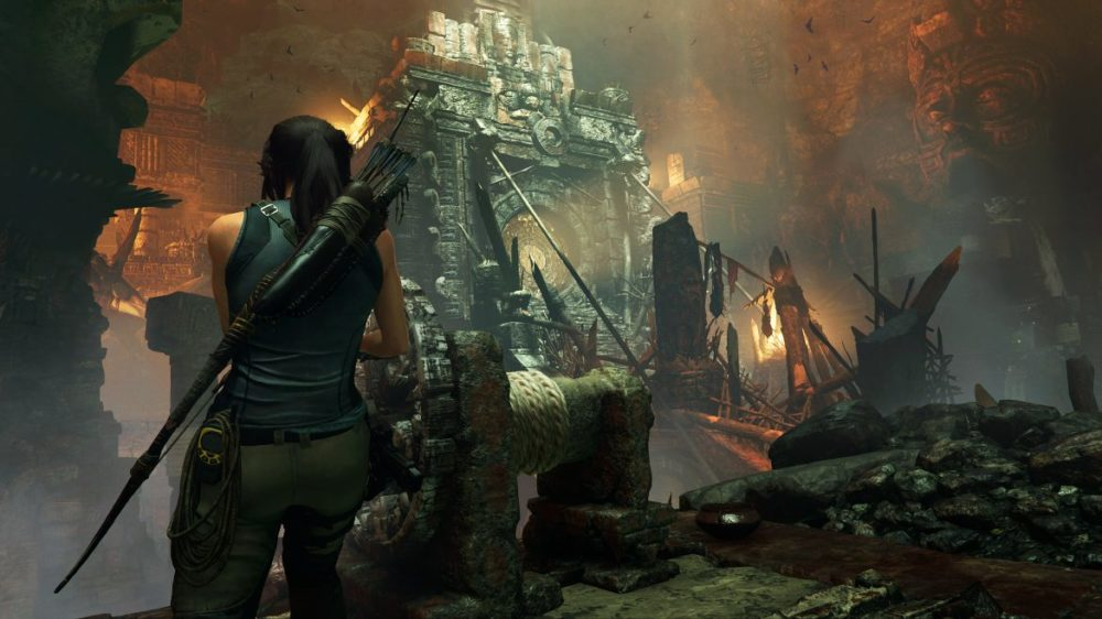 Shadow of the Tomb Raider recension