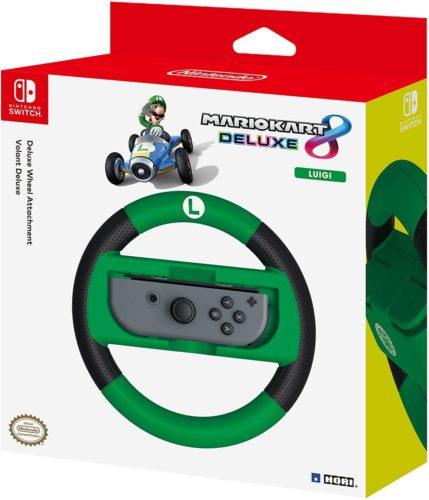 Mario kart 8 racing wheel hori