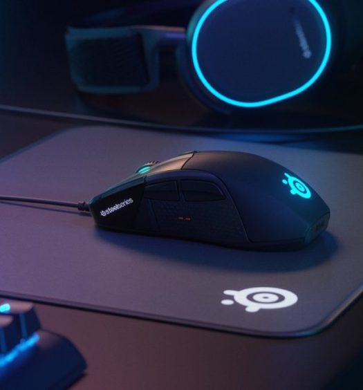 SteelSeries rival 710 recension