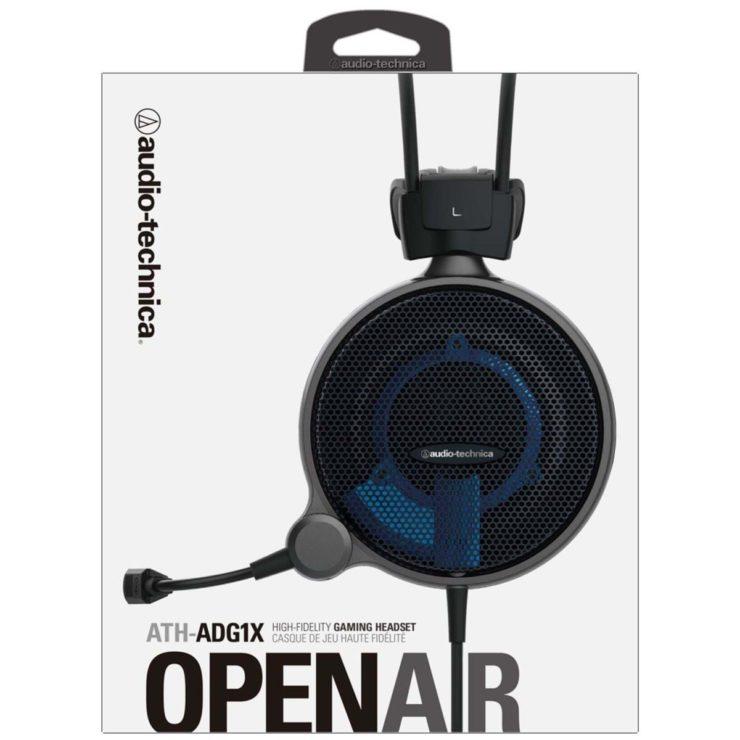 audio technica ath adg1x recension