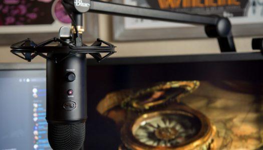 Blue Microphones släpper mikrofonarm – Compass