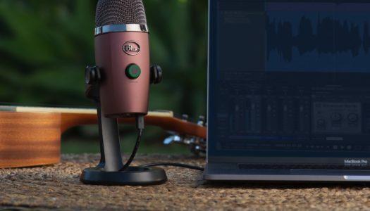Jultävling 2 – Vinn Yeti Nano och mikrofonarm från Blue
