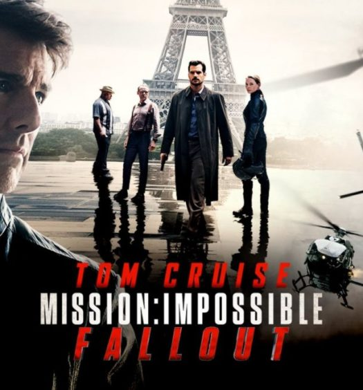 mission impossible fallout tävling