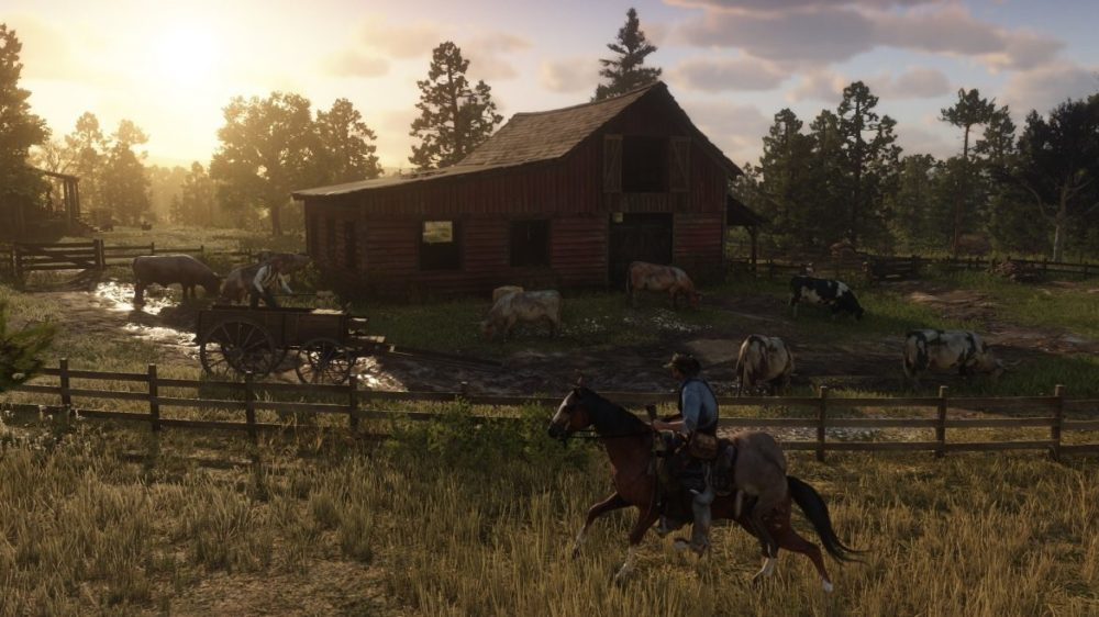 red dead redemption 2 recension