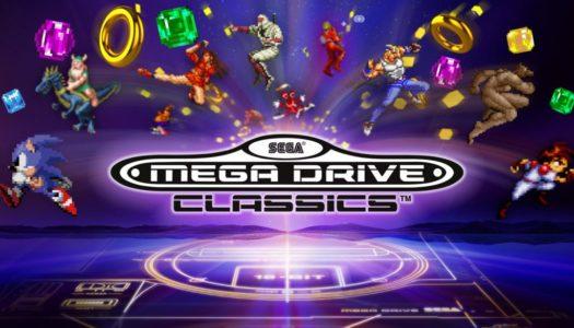 Recension: SEGA Mega Drive Classics (Switch)
