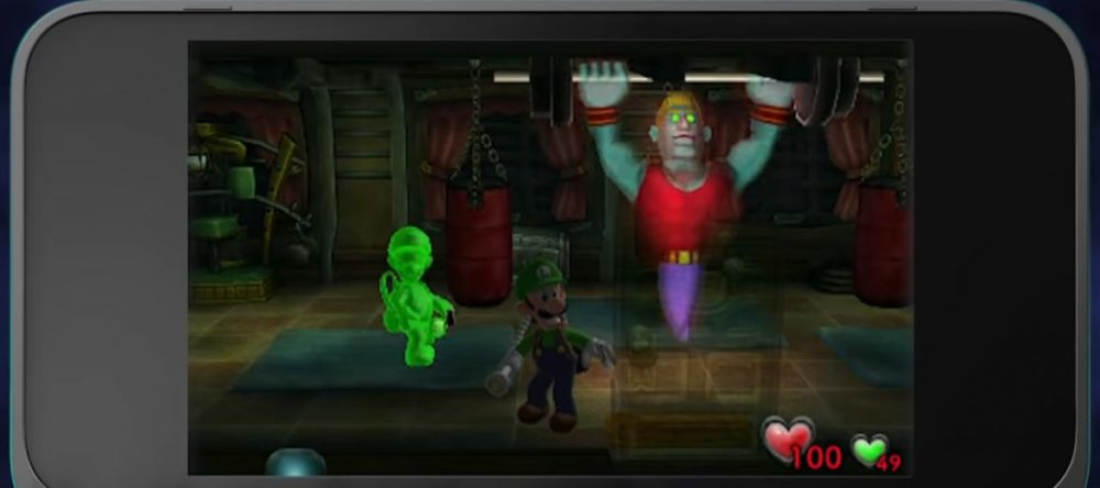 luigi's mansion 3ds recension