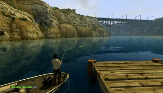 Recension: Bass Pro Shops – The Strike – Championship Edition