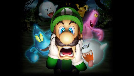 Recension: Luigi's Mansion (3DS)
