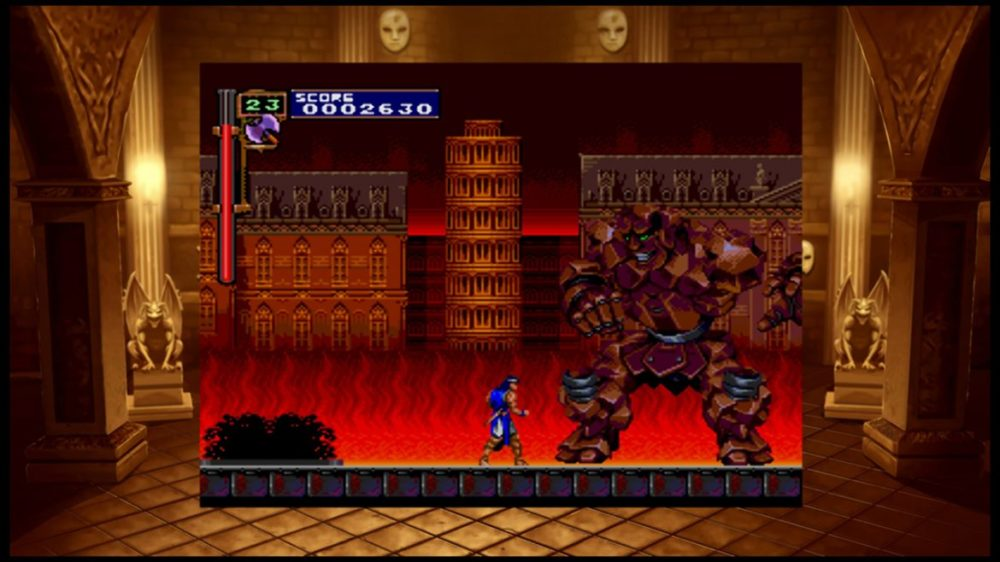 rondo of blood ps4