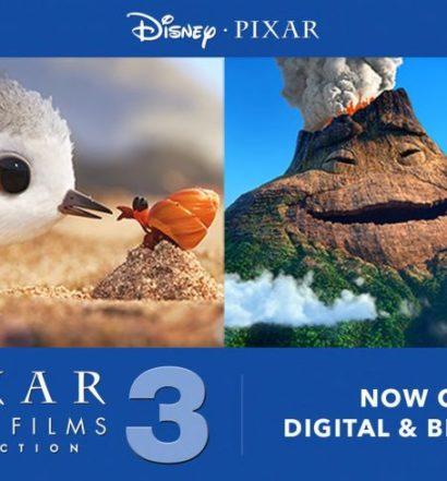 pixar short films volume 3