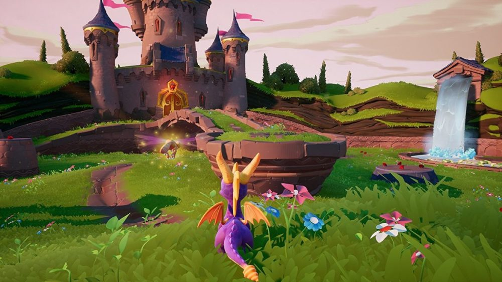 Spyro the dragon reignited trilogy recension