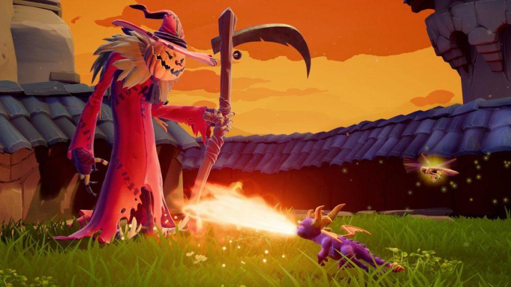 Spyro the dragon reignited trilogy recension