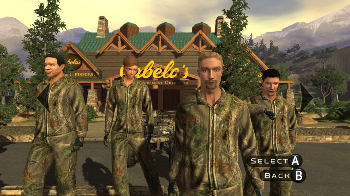 Cabela´s: The Hunt -championship edition