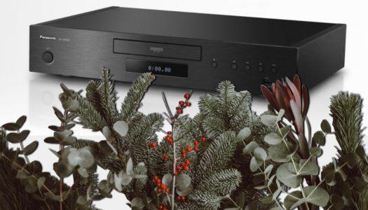 Jultävling 4 – Vinn din alldeles egna Panasonic DP-UB9000