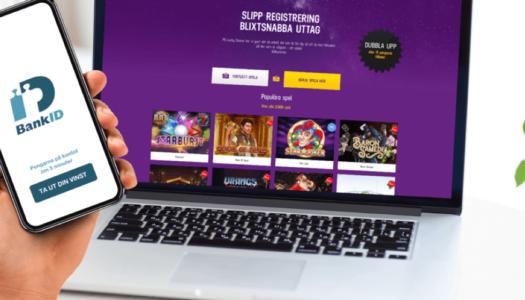 BankID och svenska casinon