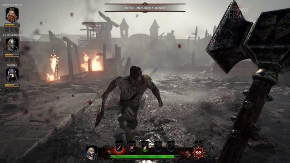warhammer- Vermintide 2 recension