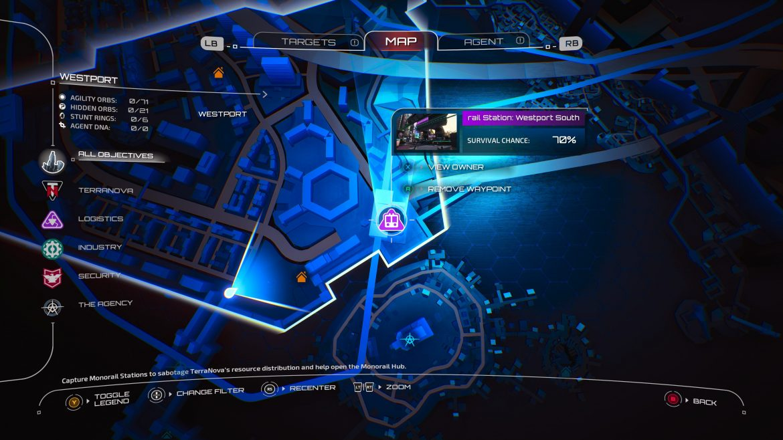 Crackdown 3 - Screenshot Xbox one X