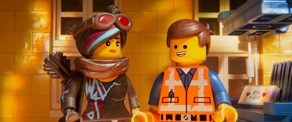 Lego-filmen 2 recension
