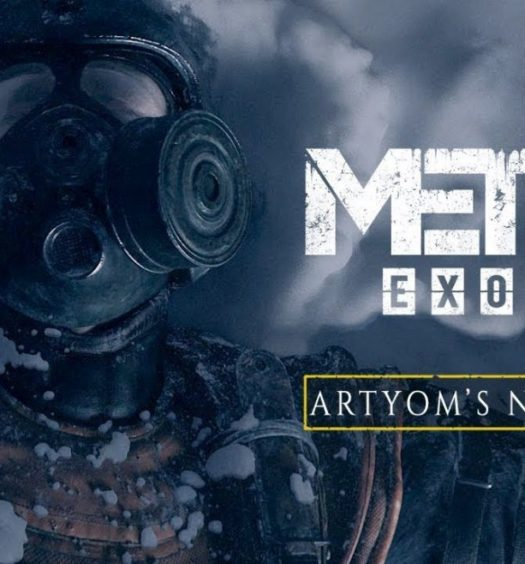 Metro Exodus Artyom's nightmare