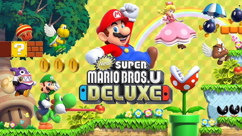 new super Mario Bros u deluxe recension