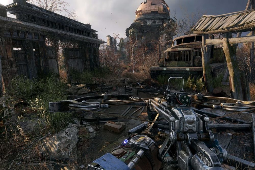 Metro Exodus recension