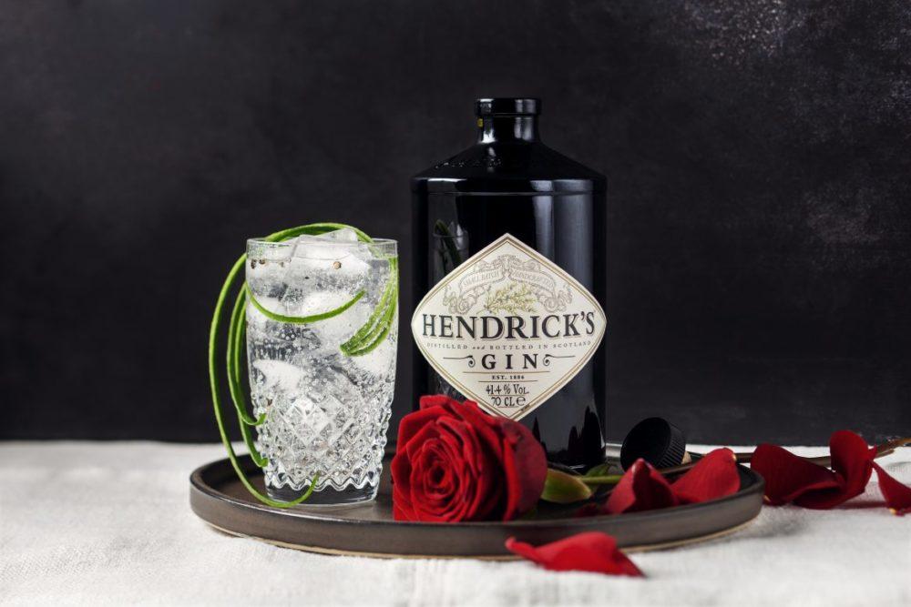 hendrick's gin and tonic recept Foto: Björn Tesch
