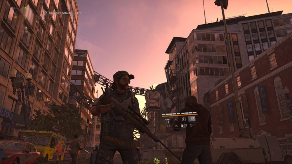 Screenshot - Tom Clancy´s The Division 2 - Xbox one X