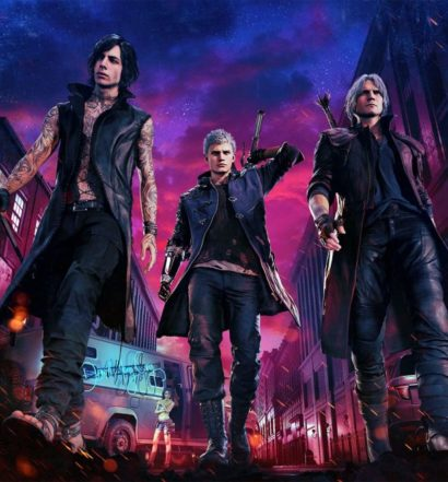 devil may cry 5 recension