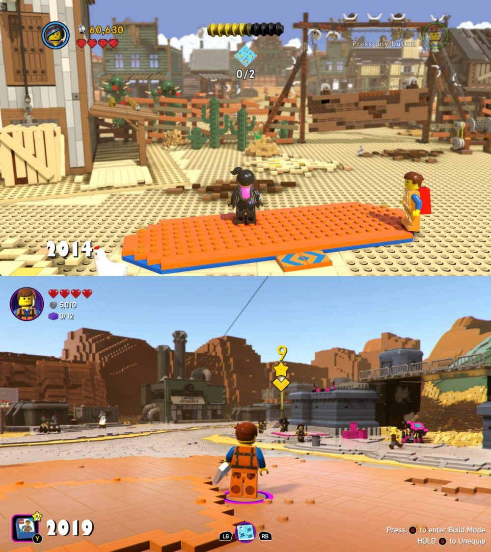 Screenshot: The LEGO movie 2 video game (XBOX ONE X)