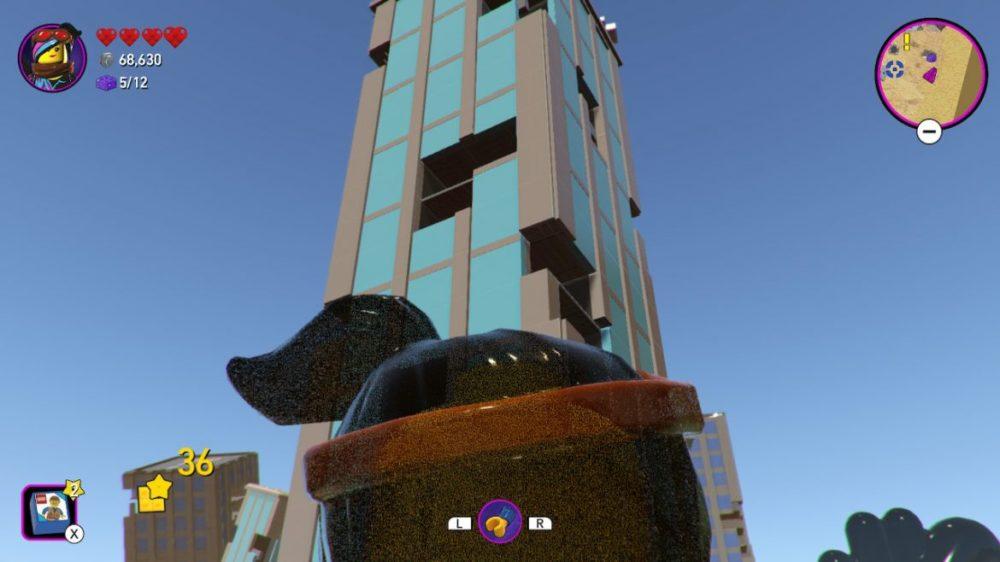 Screenshot: The LEGO movie 2 video game (NINTENDO SWITCH)
