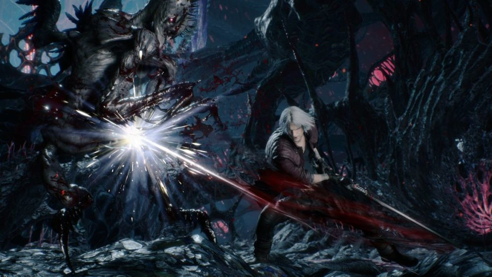 dante devil may cry 5 recension