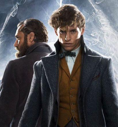 fantastiska vidunder Grindelwalds brott recension