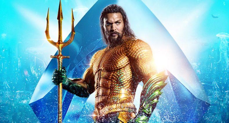 Aquaman tävling