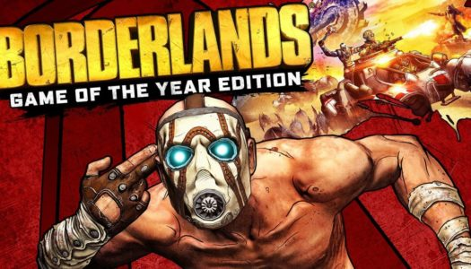 Recension: Borderlands Game of the Year Edition
