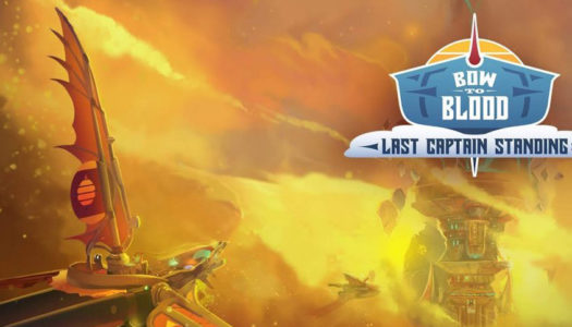 Recension: Bow to blood – Last Captain Standing