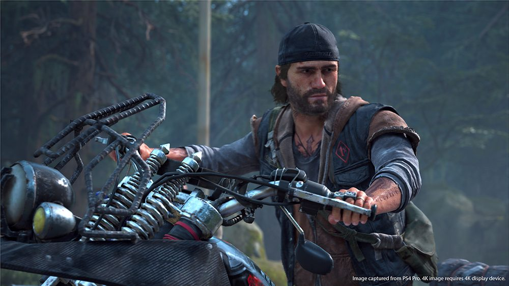 days gone recension