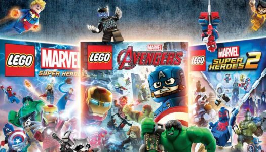 Recension: LEGO Marvel Collection
