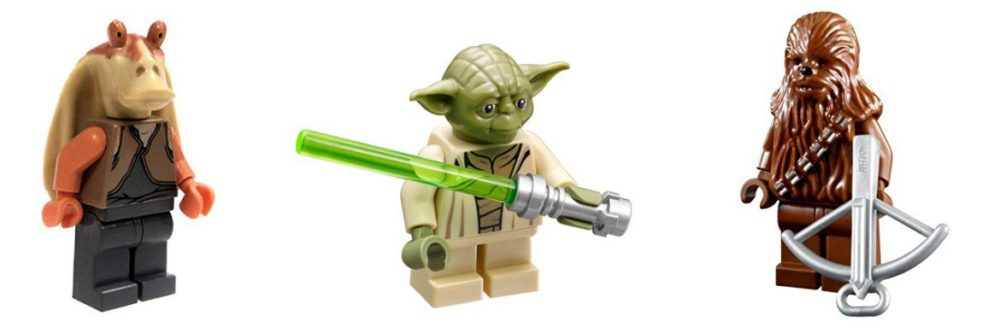 Lego Star Wars fyller 20år
