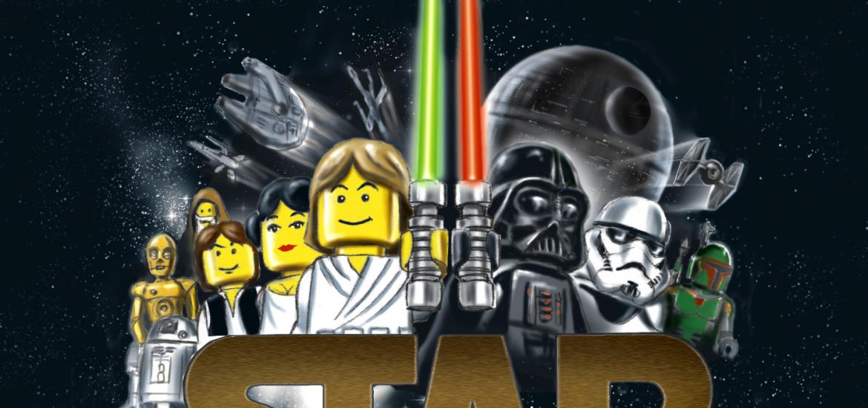 Star Wars lego 20th anniversary tävling