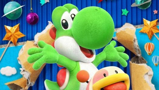 Recension: Yoshi's Crafted World (Switch)
