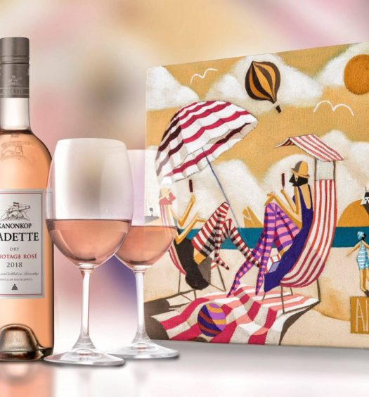 kanonkop kadette pinotage rosé 2018