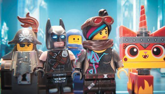 Tävling: Vinn LEGO-filmen 2 på Blu-ray!