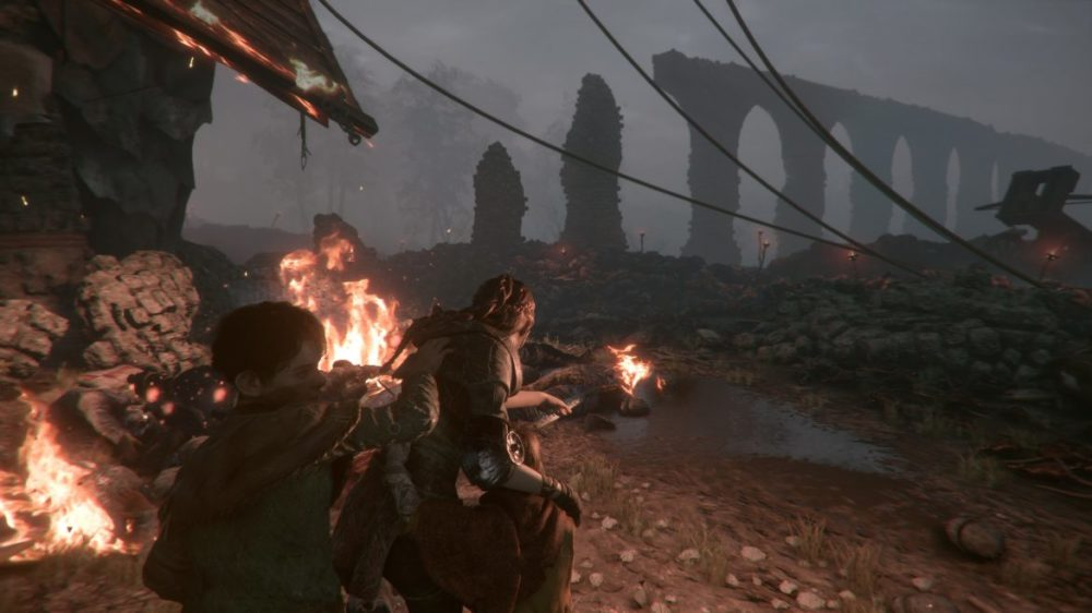 a plague tale innocence recension