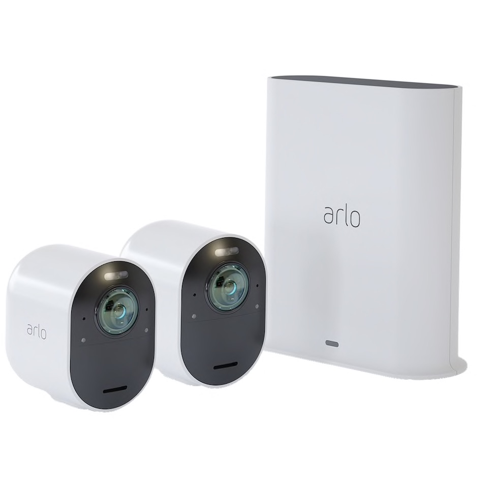 Arlo Ultra recension
