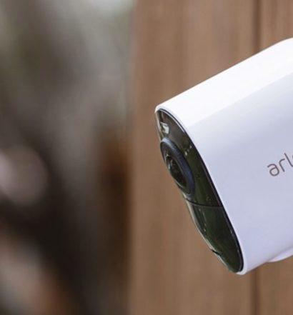 arlo ultra övervakningskamera test