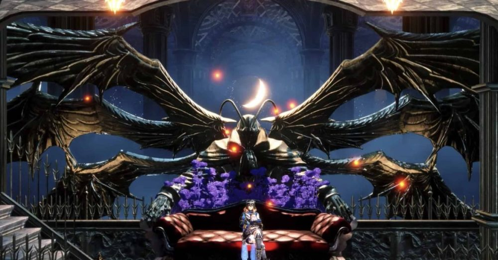 Bloodstained save room