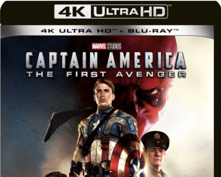 captain america the first avenger uhd 4k recension