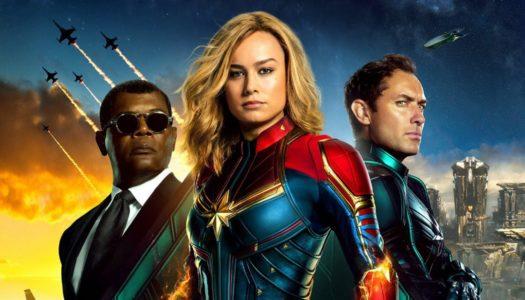 Vinnarna av Captain Marvel presenterade!