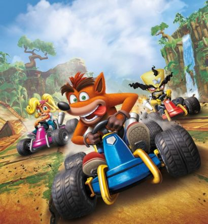 crash team racing recension